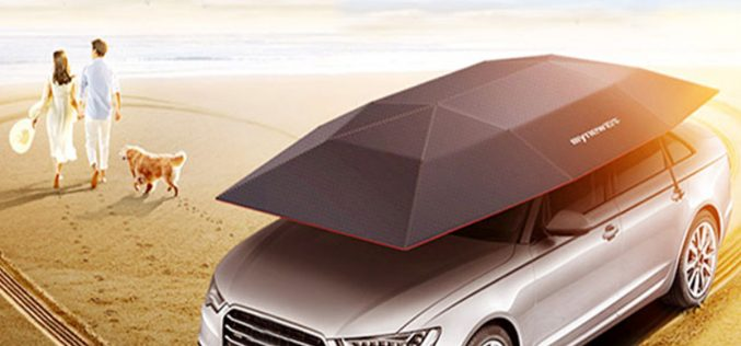 Pros And Cons Of A Portable Car Umbrella